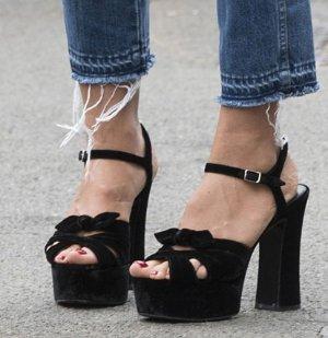 Up to 15% Off Saint Laurent Women's Shoes @ Luisaviaroma