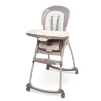 Exclusively for Prime Members Ingenuity Trio 3-in-1 High Chair, Deluxe Piper
