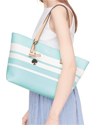 55% Off kate spade New York Ryan Patterned Tote @ Lord & Taylor