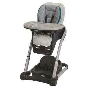 $113.99(原价$189.99)史低价!Graco Blossom 4合1婴幼儿高脚餐椅