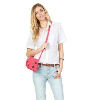 Kipling Women's Emma Printed Crossbody Bag