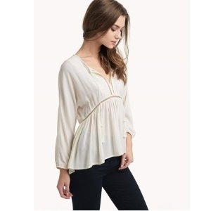 Katella Long Sleeve Tunic