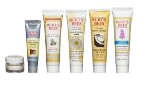 $9.5 Burts Bees Fabulous Mini's Travel Set, 6 Travel Size Products