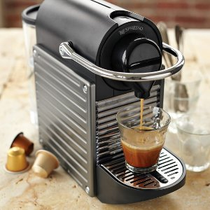 $79.99 Nespresso Pixie Espresso Maker