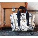 $442 3.1 Phillip Lim Pashli Mini Floral-Print Satchel Bag @ Neiman Marcus
