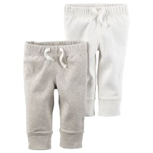 Baby Neutral 2-Pack Babysoft Pants | Carters.com