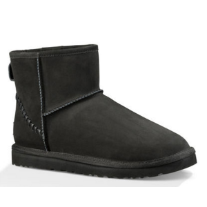 Men's Classic Mini Deco Leather Boots