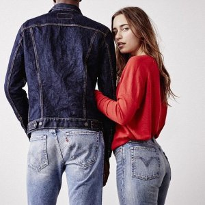 As Low as $36.99 Selected Levi's Men's Jacket Sale @ 6PM