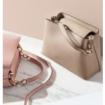 MICHAEL Michael Kors Portia Saffiano Leather Shoulder Bag