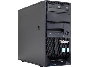 $174.99(原价$419.99)Lenovo ThinkServer TS140 塔式服务器(i3 4150, 4GB)