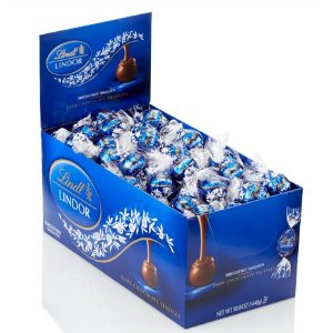 Dark LINDOR Truffles 120-pc Box
