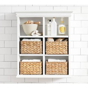 Newport Wall Cabinet | Pottery Barn
