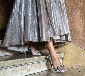 Up to $200 Off Aquazzura Shoes @ Saks Fifth Avenue