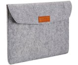 AmazonBasics 13吋笔记本电脑收纳袋 浅灰色
