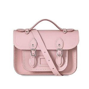 Dusky Rose Mini Satchel | The Cambridge Satchel Company