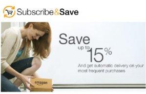 科普时间到!亚马逊 Subscribe Save 使用小贴士