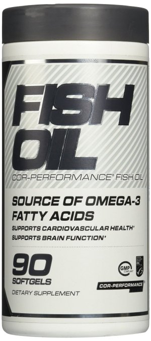Cellucor Cor-Performance Fish Oil, 90 Count