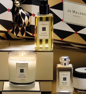 Get two deluxe samples of Wood Sage & Sea Salt Cologne and Pomegranate Noir Body CrèmeWith any $65 purchase @ Jo Malone London