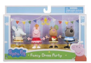 Peppa Pig - Fancy Dress Party Pack (4 Pack)
