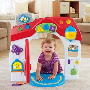 $49.99 Fisher-Price Laugh & Learn Smart Stages Home Play Set