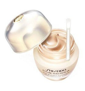 Free 3 Deluxe Samples with Any Foundation Purchase @ Shiseido