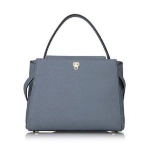 Valextra Small Brera Top Handle Bag