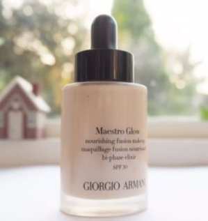 20% Off Maestro Glow Liquid Foundation @ Giorgio Armani Beauty