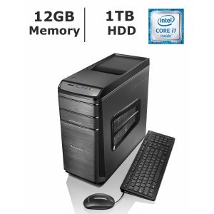 $689.99 Lenovo Ideacentre 700 Desktop (i7,16GB, 1TB +120GB, GTX960)