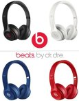 $79.99 Beats by Dr. Dre Solo 2 On-Ear Headphones - various colors