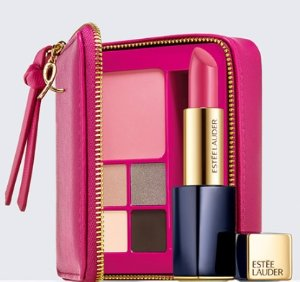 $35 LIMITED EDITION Pink Perfection Color Collection Eye, Lip and Face Palette @ Estee Lauder