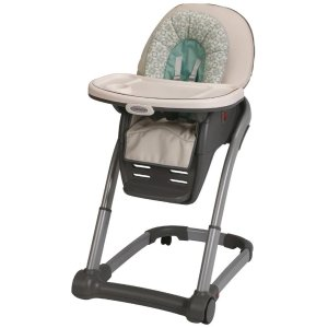 Graco Blossom 4 in 1 High Chair Seating System System - Winslet