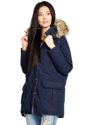 HOODED DOWN PARKA @ Ralph Lauren
