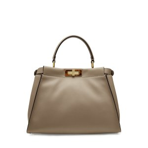 Peek-A-Boo Leather Tote from FENDI | Luxury fashion online | STYLEBOP.com