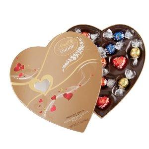 LINDOR Assorted Heart (5.7 oz)
