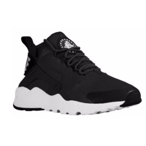 Nike Air Huarache Run Ultra - Women's - Running - Shoes - Black/White