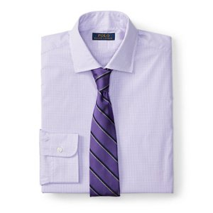 Slim-Fit Poplin Dress Shirt - Sale � Men - RalphLauren.com