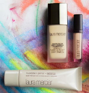 Free 7-pc Gift With Any $95 Laura Mercier Beauty Purchase @ Saks Fifth Avenue