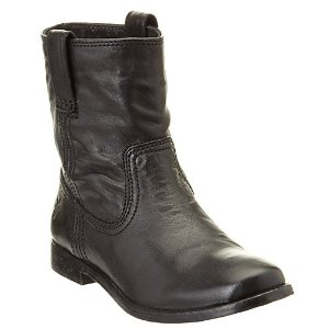 Frye Women's Anna Leather Shortie Boot