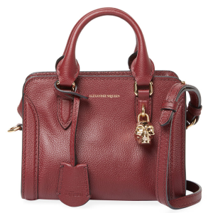 Padlock Mini Leather Tote by Alexander McQueen at Gilt