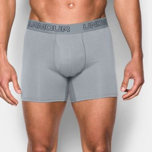 """Men's Charged Cotton® Stretch 6"""" Boxerjock® 3-Pack 
