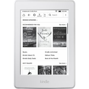 Amazon Kindle Paperwhite 白色电子阅读器