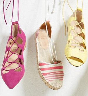 Up to 70% Off + Extra 40% Off Sale Shoes @ Anthropologie