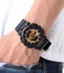 $70.91收蓝色款GA110CB~G-Shock手表全场85折~颜值高的平价潮牌手表~