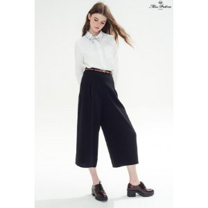 Country Explorer Trousers (Black) - Miss Patina - Vintage Inspired Fashion