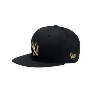 NEW ERA NEW YORK YANKEES METAL BADGE HAT