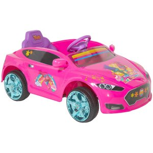 Trolls 6V Speed Electric Battery-Powered Coupe Ride-On - Walmart.com