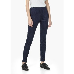 Decorative zip leggings - Woman | OUTLET USA