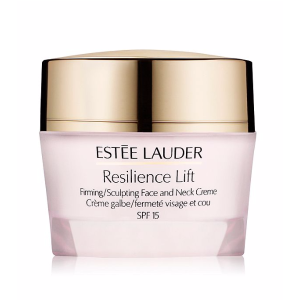 Estee Lauder Resilience Lift Firming/Sculpting Face and Neck Creme Broad Spectrum SPF 15 Dry Skin
