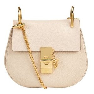Chloé Mini Drew Shoulder Bag | Harrods
