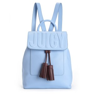 LAUREL LEATHER BACKPACK - Juicy Couture